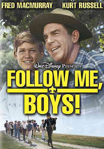 FOLLOW ME BOYS BY MACMURRAY,FRED (DVD)